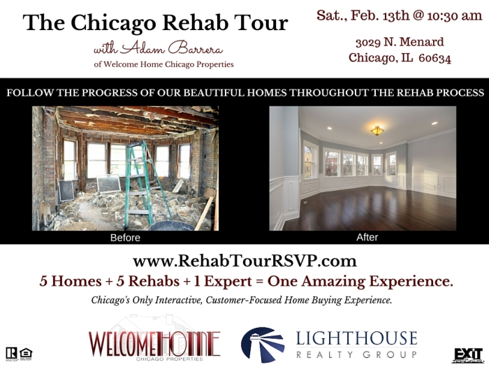 2.13.16 Chicago Home Tour @ 3029 N. Menard (2) (1)